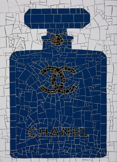 Bleu De Chanel by David Arnott - Original Mosaic